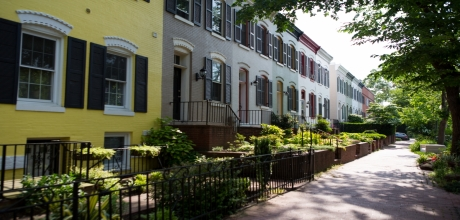Foggy Bottom Townhouses Image