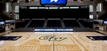 Charles E. Smith Center Court