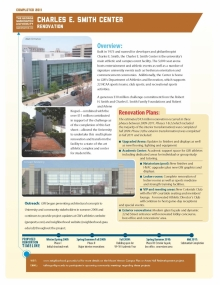 Smith Center Fact Sheet