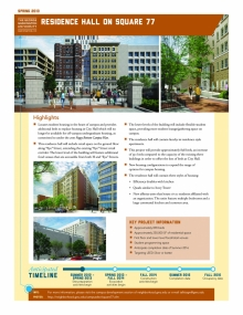 Square 77 Site 77A Fact Sheet Image