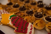 FRIENDs Holiday Social Cookies