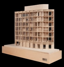Model View from Northeast