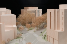 Model View from South