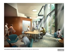 SPHHS Study Area Concept Image