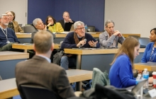 High-Impact Research Strategic Planning Committee Holds Third Public Forum