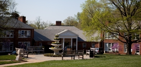 Mount Vernon Campus Quad